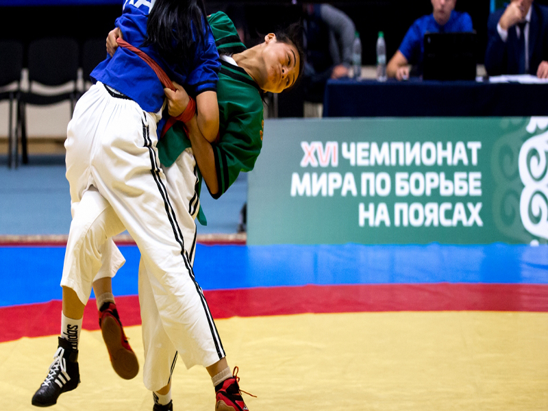 Traditional wrestling: Central Asia's most popular